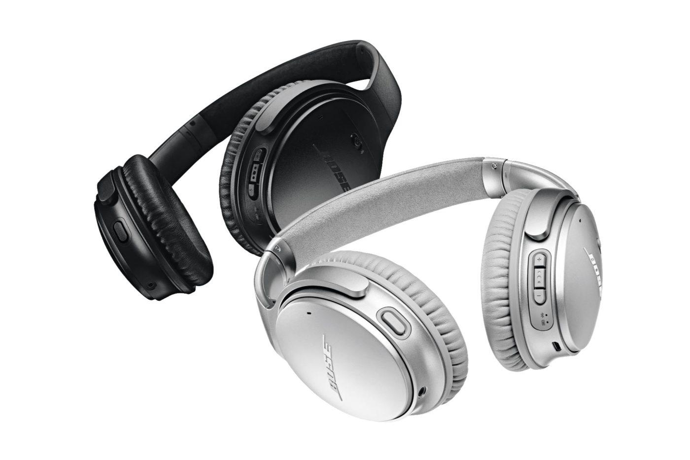 Audífonos inalámbricos Bose QuietComfort 35 II